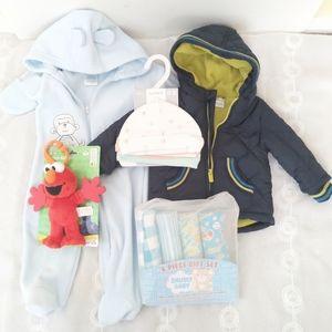 Bundle Baby Winter Essentials 0-9 Months